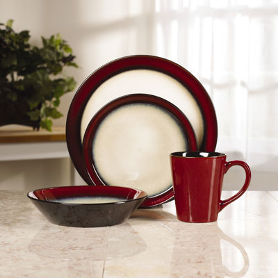 jcpenneycom pfaltzgraff aria dinnerware collection