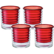 Tervis® 8-oz. Cherry Fizz Set of 4 Insulated Tumblers