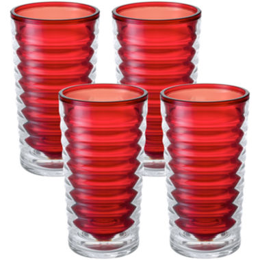 jcpenney.com | Tervis® 16-oz. Cherry Fizz Set of 4 Insulated Tumblers