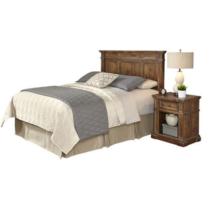 Sherman Headboard and Nightstand