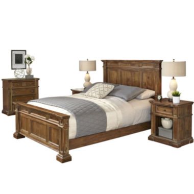 jcpenney.com | Sherman Bed, 2 Nightstands and Chest