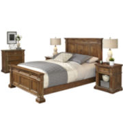 Sherman Bed, 2 Nightstands and Chest