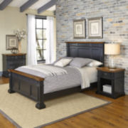 Bransford Bed, Nightstand and Chest