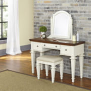 Bransford Vanity and Bench