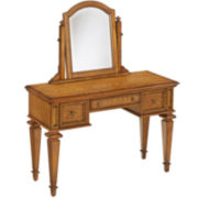 Lexington Vanity and Mirror