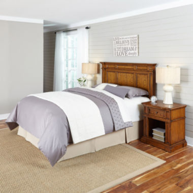 jcpenney.com | Lexington Headboard and 2 Nightstands