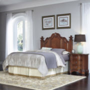 Rothwell Headboard and Nightstand
