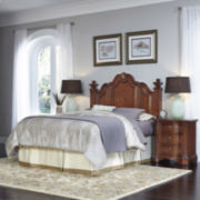 Rothwell Headboard and 2 Nightstands