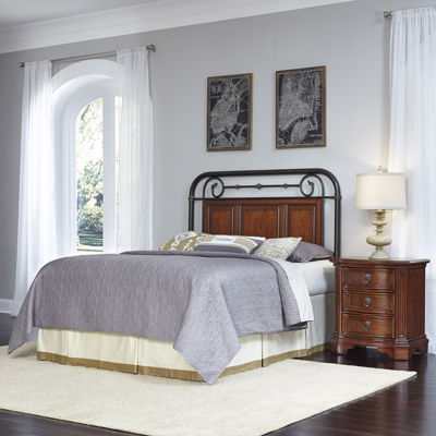 Mulhouse Headboard and Nightstand