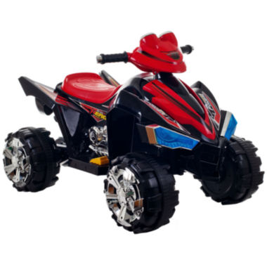 jcpenney.com | Lil' Rider Pro Circuit Hero Ride-On 4-Wheeler with Sound Effects