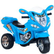 Lil' Rider Baron 3-Wheel Motorized Ride-On Motorcycle Trike