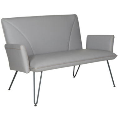 jcpenney.com | Josie Faux-Leather Settee