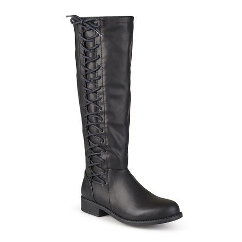 Journee Collection Cinch Womens Riding Boots