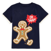 Okie Dokie® Graphic Tee - Toddler Boys 2t-5t