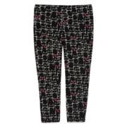 Total Girl® Printed Capri Leggings - Girls 7-16 and Plus