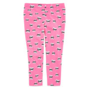 Total Girl® Printed Capri Leggings - Girls 7-16 and Plus