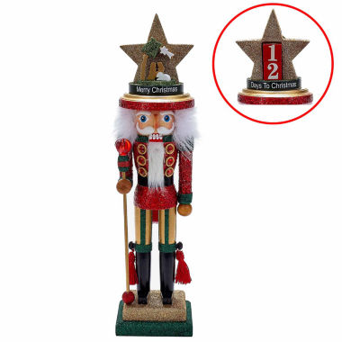 "jcpenney.com | Kurt Adler 18"" Hollywood Nativity Hat Nutcracker"