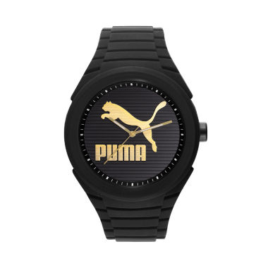 jcpenney.com | Puma Unisex Black Strap Watch-Pu103592016