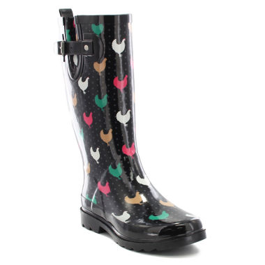 jcpenney.com | Western Chief Chicken Range Womens Rain Boots