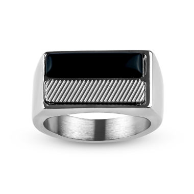 jcpenney.com | Mens Black Onyx Band