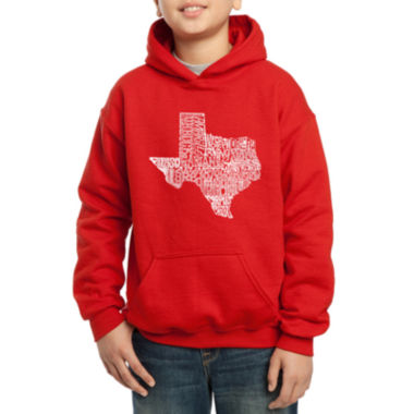 jcpenney.com | Los Angeles Pop Art Most Popular Cities In Texas Hoodie Boys