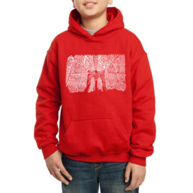 jcpenney.com | Los Angeles Pop Art Popular Brooklyn Neighborhoods Boys Hoodie
