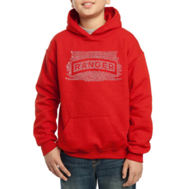 jcpenney.com | Los Angeles Pop Art The Ranger Creed Hoodie-Big Kid Boys