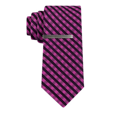 jcpenney.com | JFerrar Formal Gingham Tie