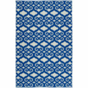 Kaleen Kaleen Brisa Scroll Positive Rectangle Rugs