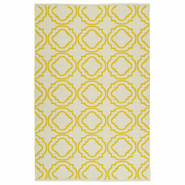 jcpenney.com | Kaleen Brisa Clover Negative Rectangle Accent Rug