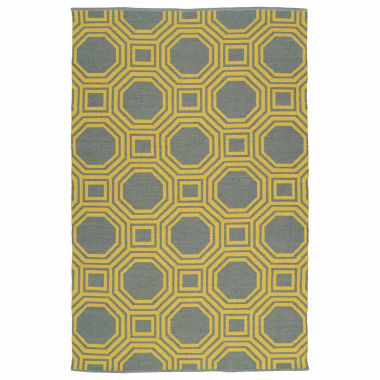 jcpenney.com | Kaleen Brisa Geo Positive Rectangle Accent Rug
