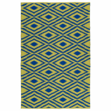 jcpenney.com | Kaleen Brisa Ikat Negative Rectangle Accent Rug