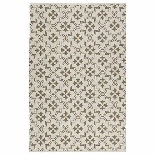 Kaleen Brisa Tiles Negative Rectangular Rugs
