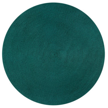 jcpenney.com | Better Trends Country Solid Braided Round Reversible Rugs