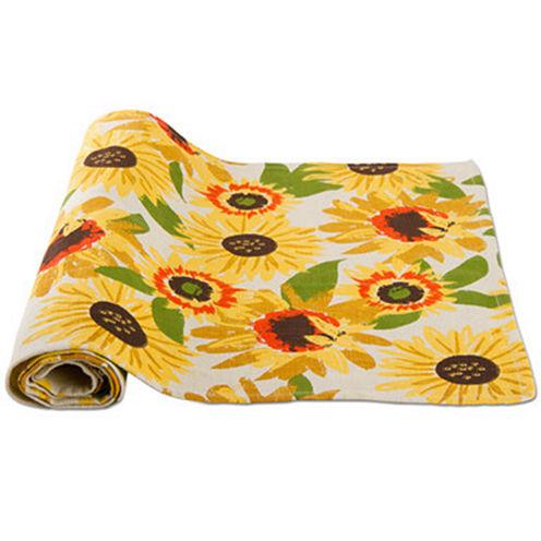 Tag Hello Sunshine Sunflower Table Runner