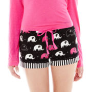 Insomniax® Knit Sleep Shorts