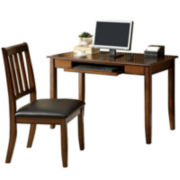 Laural 2-pc. Computer Desk Set