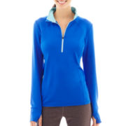Xersion™ Half-Zip Reflective Pullover
