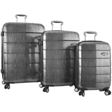 jcpenney.com | Heys® Cronos Elite Hardside Spinner Upright Luggage Collection