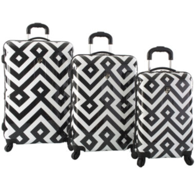 jcpenney.com | Heys® Deco Fashion Hardside Spinner Luggage Collection