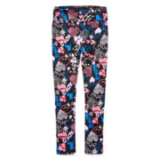 Okie Dokie® Skinny Yoga Pants - Preschool Girls 4-6x