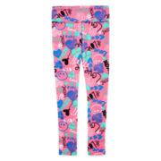 Okie Dokie® Skinny Yoga Pants - Preschool Girls 4-6x