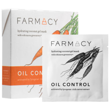 jcpenney.com | Farmacy Hydrating Coconut Gel Mask - Oil Control Carrot