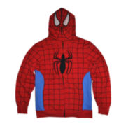 Marvel® Spider-Man™ Costume Fleece Hoodie