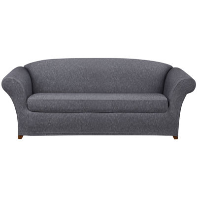 SURE FIT® Stretch Denim 2-pc. Sofa Slipcover