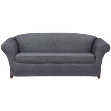 jcpenney.com | SURE FIT® Stretch Denim 2-pc. Sofa Slipcover