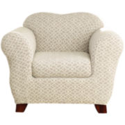 SURE FIT® Stretch Ironwork Slipcover Collection