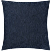"SURE FIT® Stretch Denim 18"" Decorative Pillow"