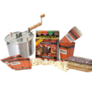 Wabash Valley Farms™ Whirley-Pop™ Stovetop Popper Dynamite Popcorn Gift Set