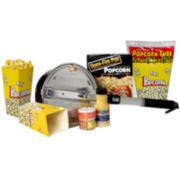 Wabash Valley Farms™ Open-Fire Outdoor Popcorn™ Popcorn Party Set